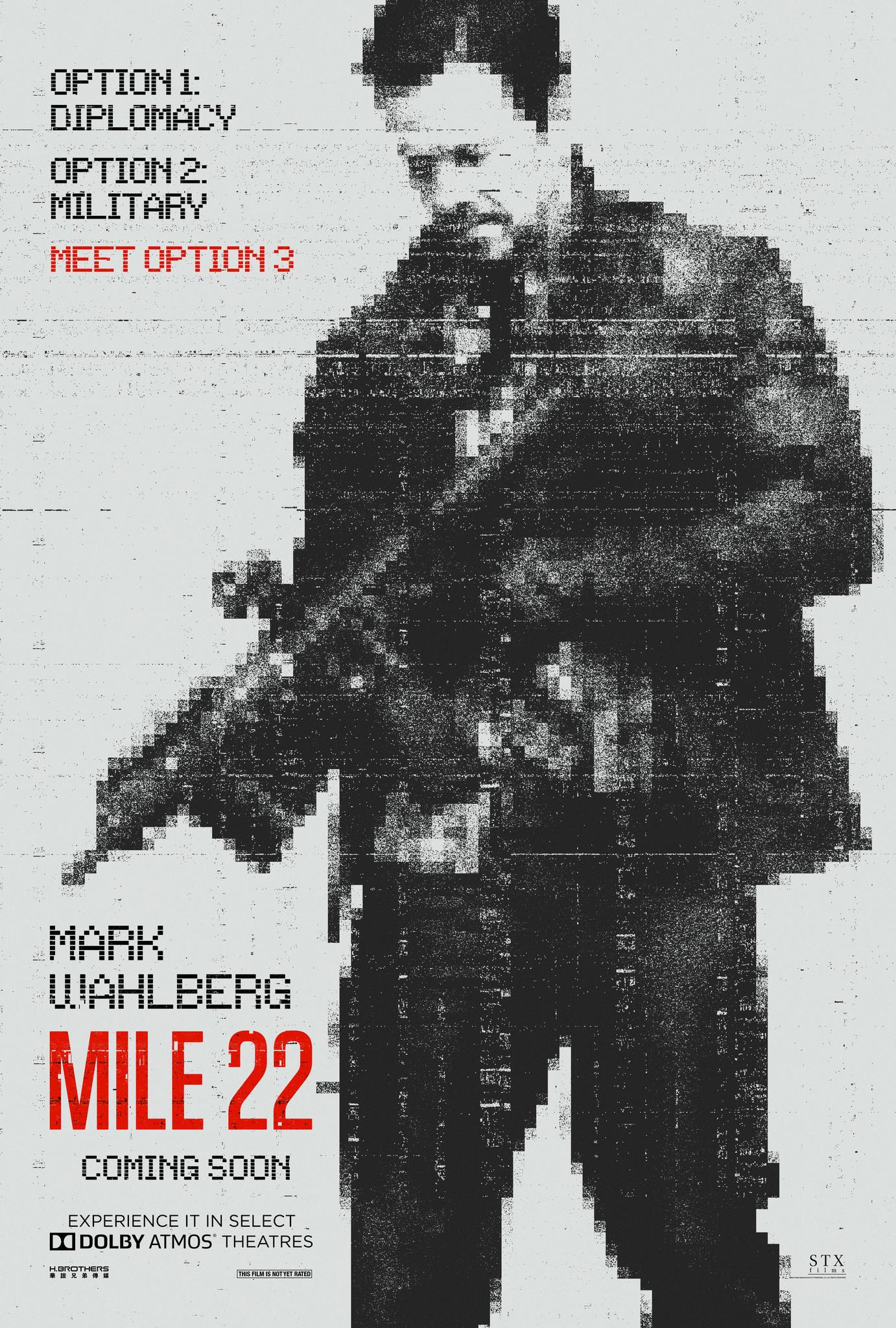 Πόστερ της ταινίας «Mile 22 (2018)»