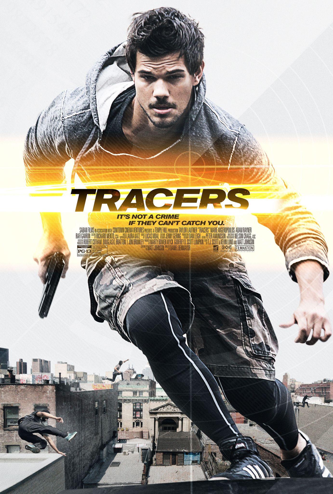 Πόστερ της ταινίας «Η συμμορία του Παρκούρ (2015) | Tracers»