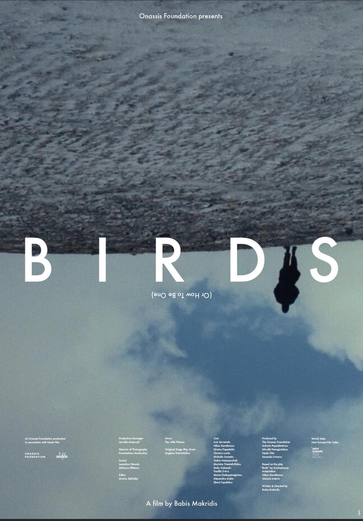 Πόστερ της ταινίας «Όρνιθες (Ή πώς να γίνεις πουλί) (2020)»