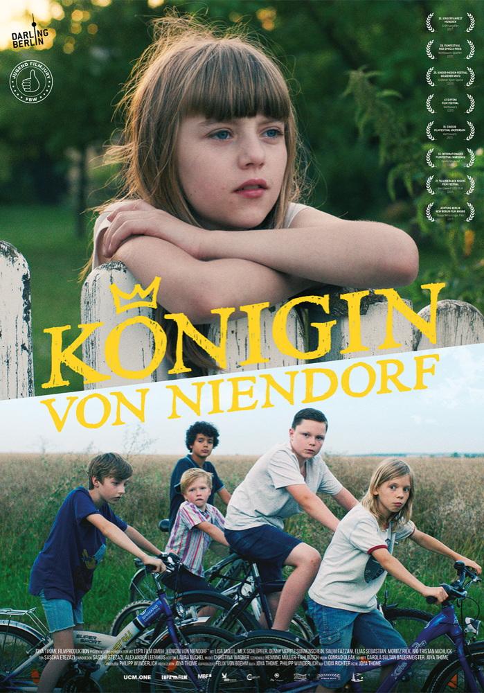 Πόστερ της ταινίας «Η Βασίλισσα Νιντρόφ (2017) | Queen of Niendorf»