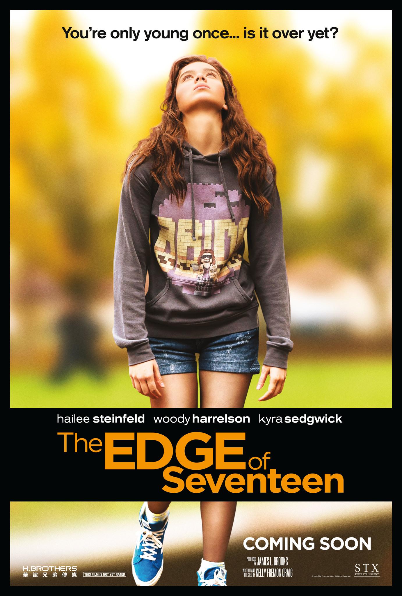 Πόστερ της ταινίας «Δύσκολα Δεκαεπτά   The Edge of Seventeen (2016)»