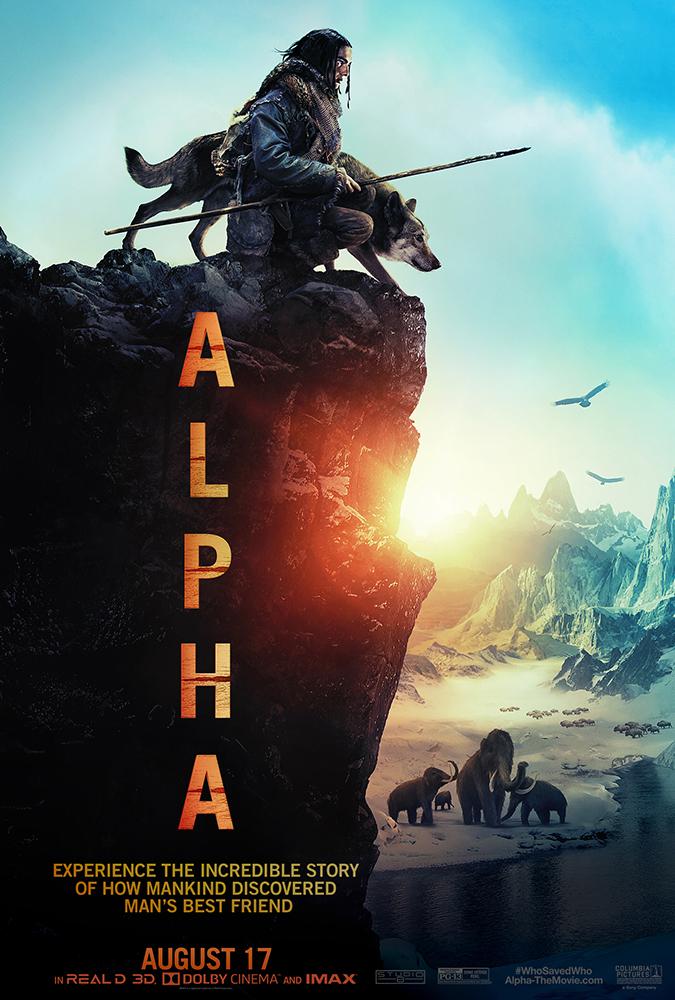 Πόστερ της ταινίας «Alpha (2018)»