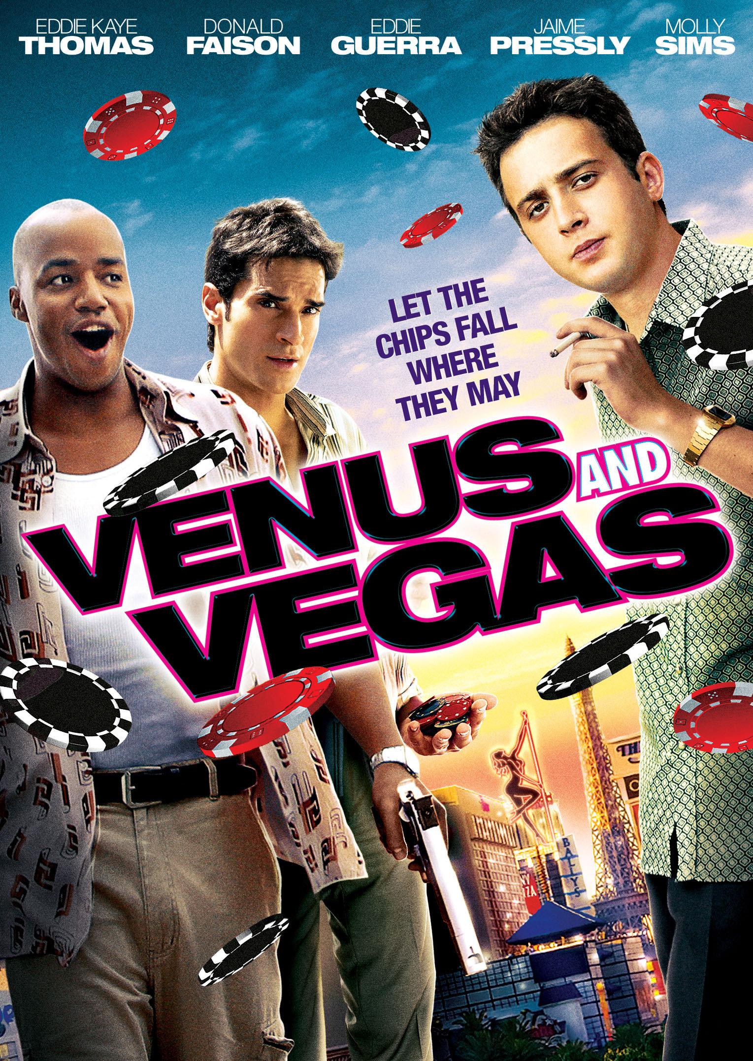 Πόστερ της ταινίας «Άνδρες σε…Απόγνωση (2010)   Venus & Vegas»