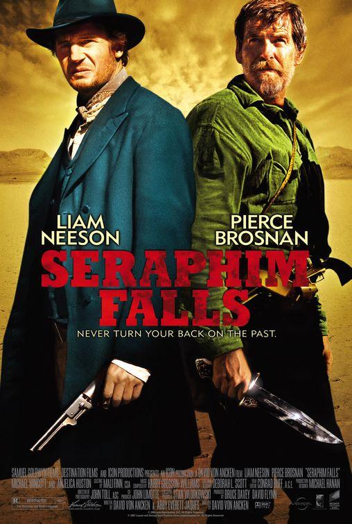 Πόστερ της ταινίας «Εχθροί για Πάντα (2006) | Seraphim Falls»