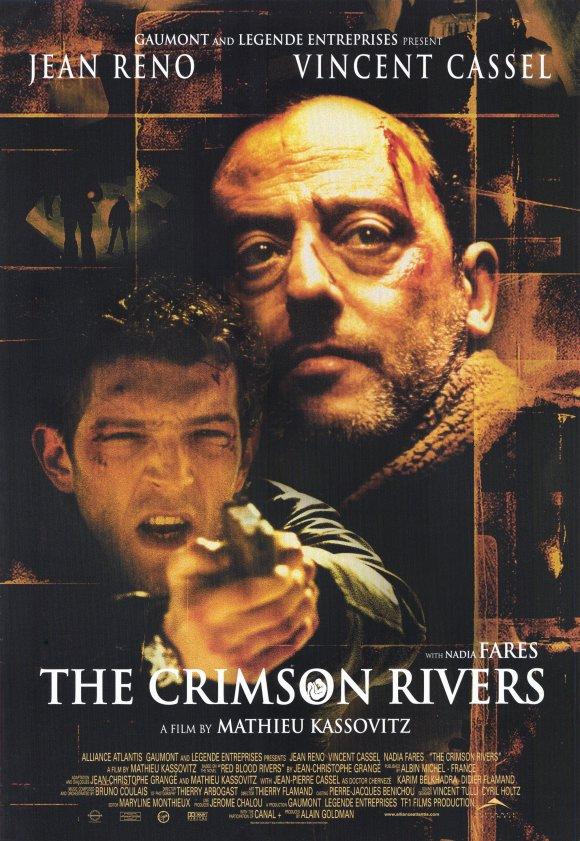 Πόστερ της ταινίας «Πορφυρά Ποτάμια (2000)»