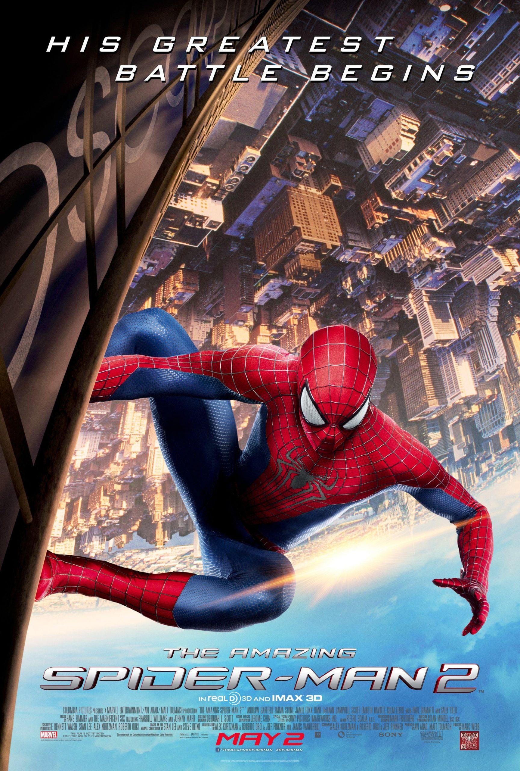 Πόστερ της ταινίας «The Amazing Spider-Man 2 (2014)»