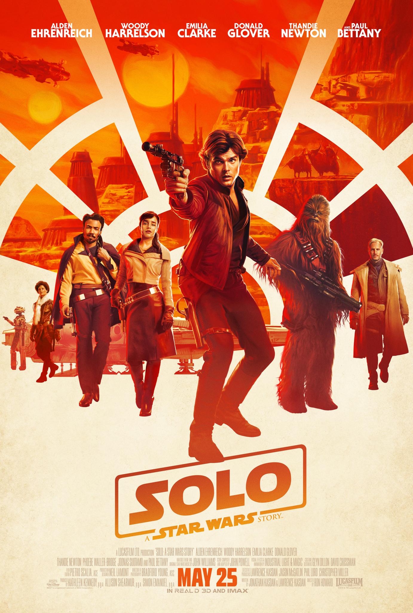 Πόστερ της ταινίας «Solo: A Star Wars Story (2018)»