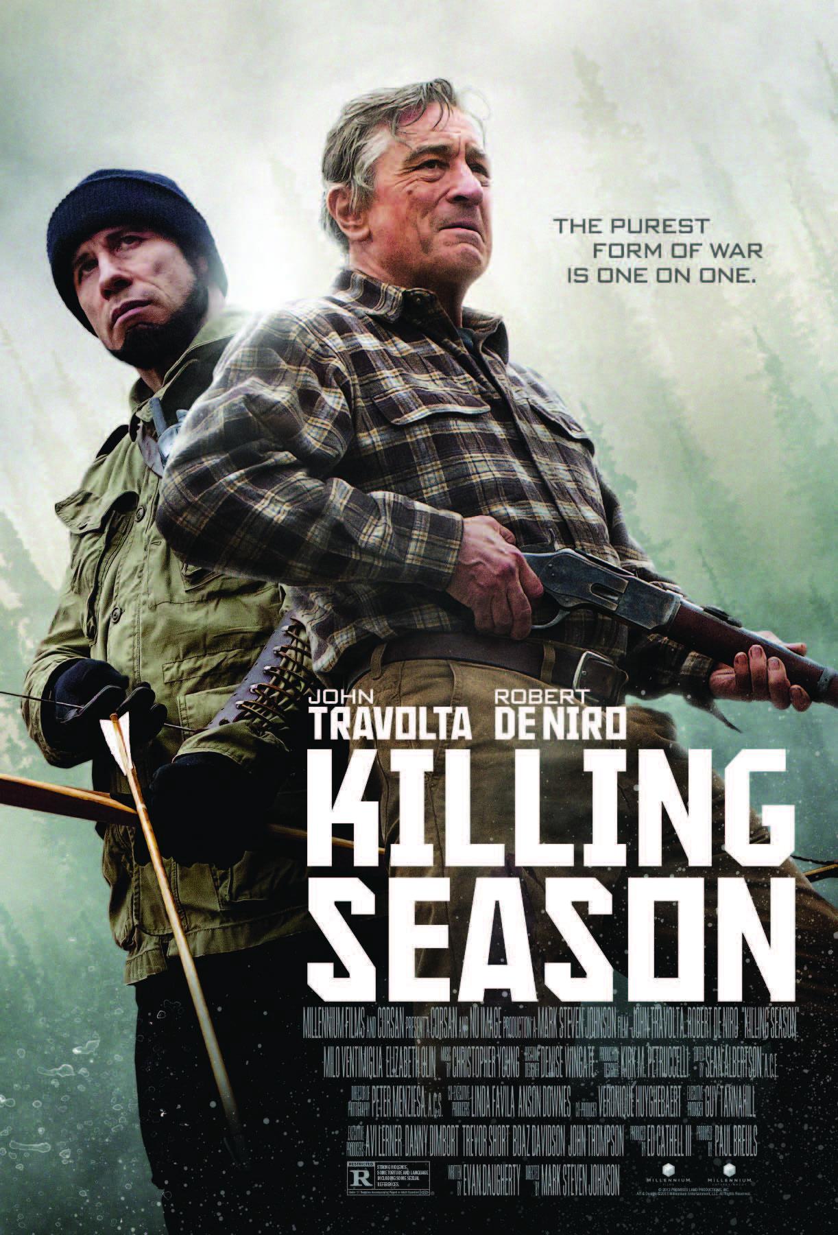 Πόστερ της ταινίας «Η Εποχή των Δολοφόνων (2013)   Killing Season»