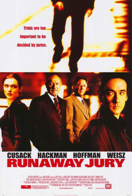 Πόστερ της ταινίας «Οι Ένορκοι  (2003)   Runaway Jury»