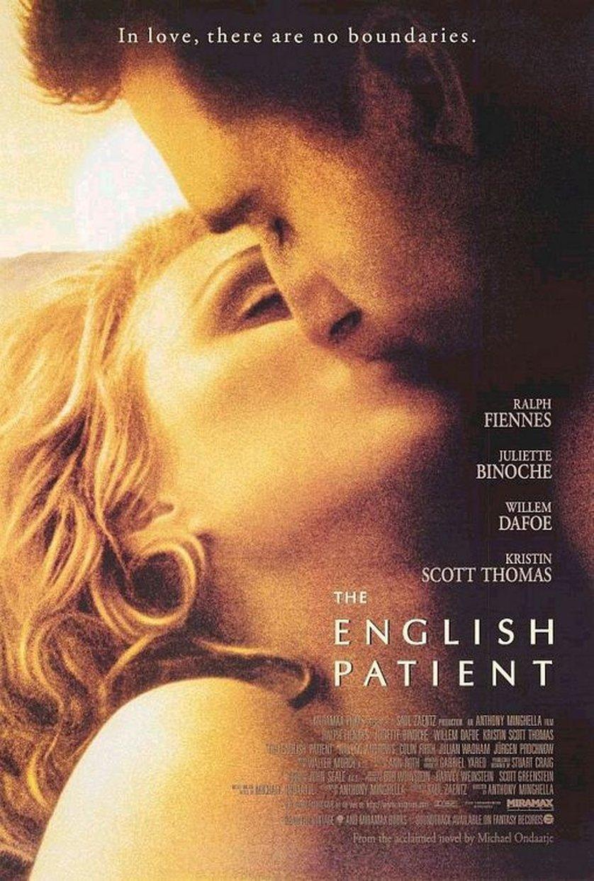 Πόστερ της ταινίας «Ο Άγγλος Ασθενής (1996) | The English Patient»