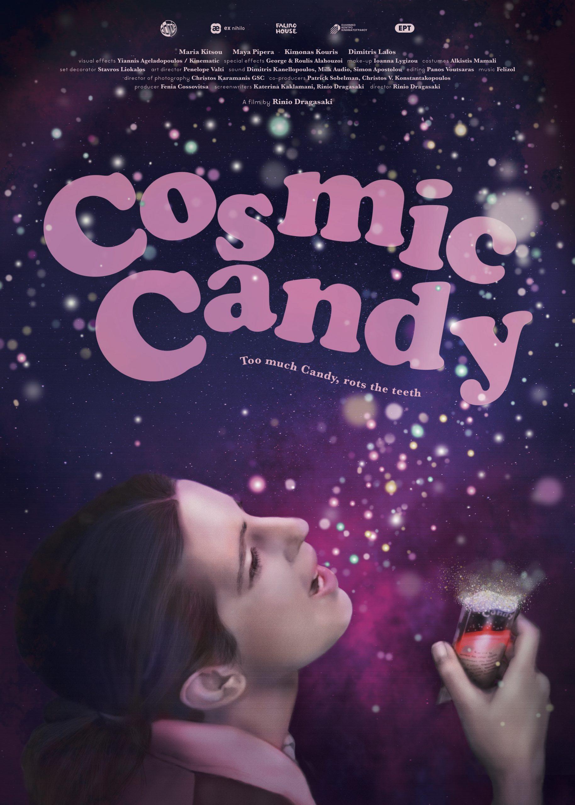 Πόστερ της ταινίας «Cosmic Candy (2019)»
