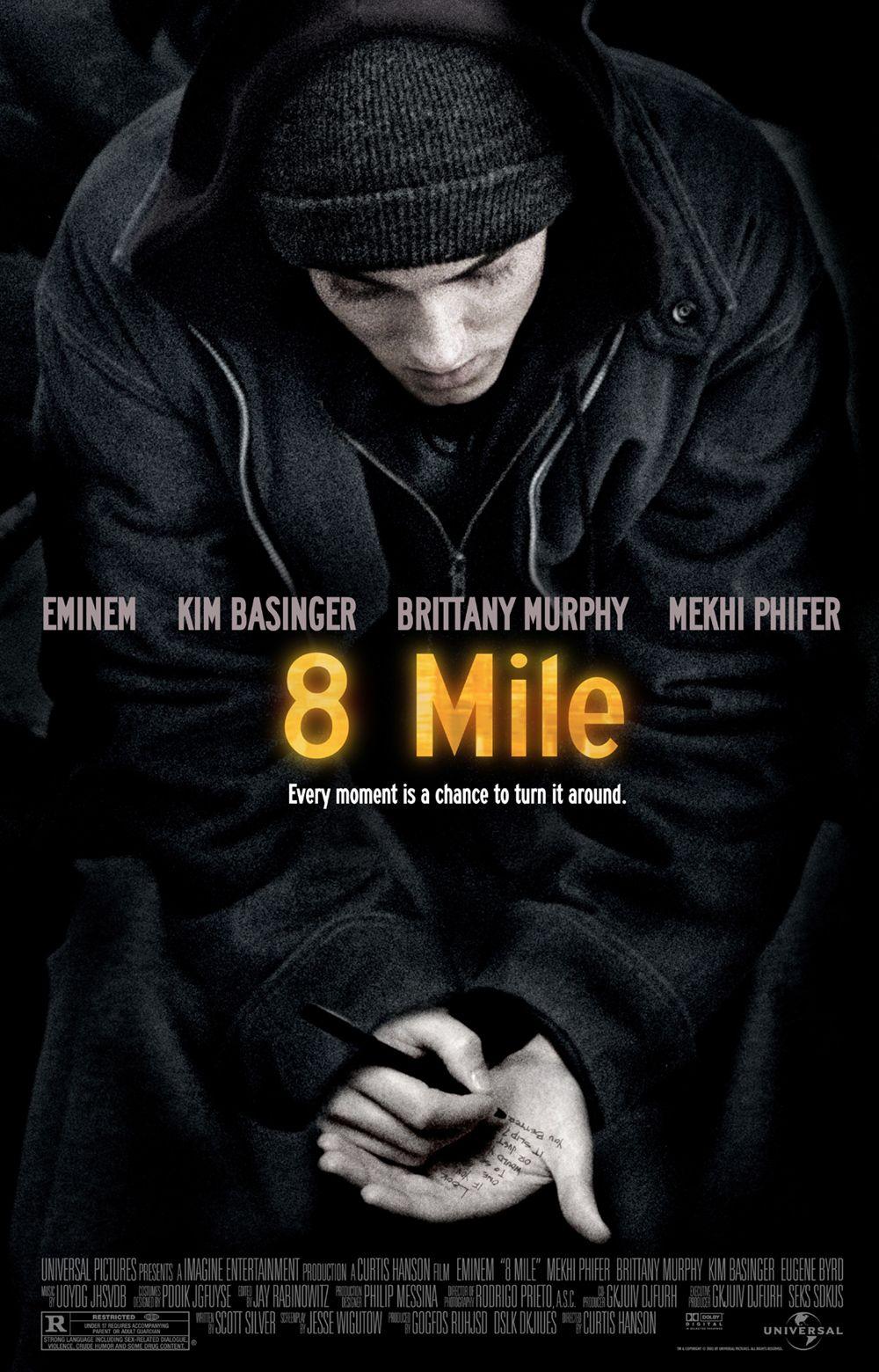 Πόστερ της ταινίας «8 Mile (2002)»