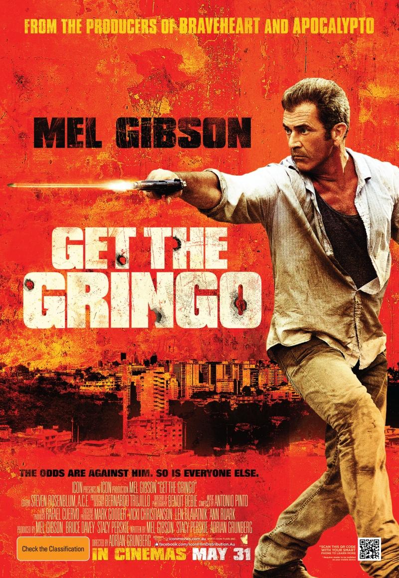 Πόστερ της ταινίας «Οι Καλοκαιρινές μου Διακοπές (2012)   Get the Gringo»