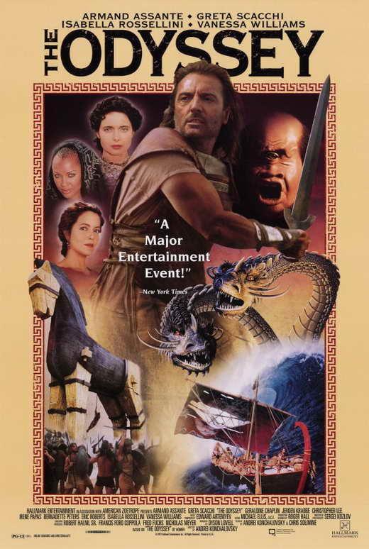 Πόστερ της ταινίας «Οδύσσεια (1997) | The Odyssey»