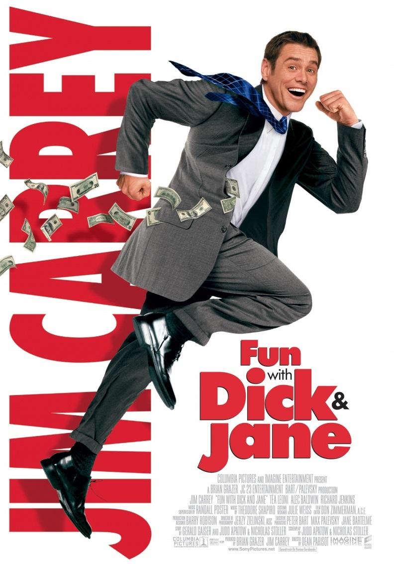 Πόστερ της ταινίας «Όλα τα λεφτά! (2005)   Fun with Dick and Jane»