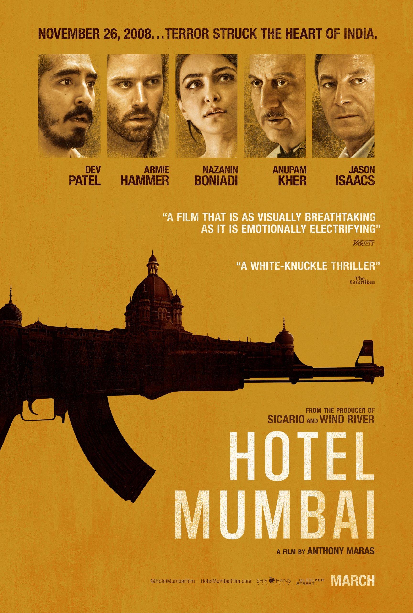 Πόστερ της ταινίας «Επίθεση στη Βομβάη (2018) | Mumbai Hotel»