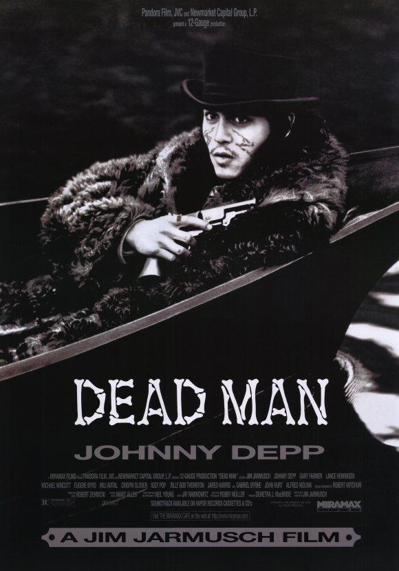 Πόστερ της ταινίας «Ο νεκρός (1995) | Dead Man»