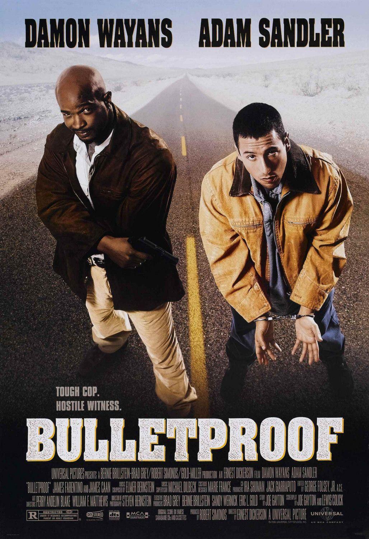 Πόστερ της ταινίας «Κωδικό όνομα: Αλεξίσφαιρος (1996)   Bulletproof»
