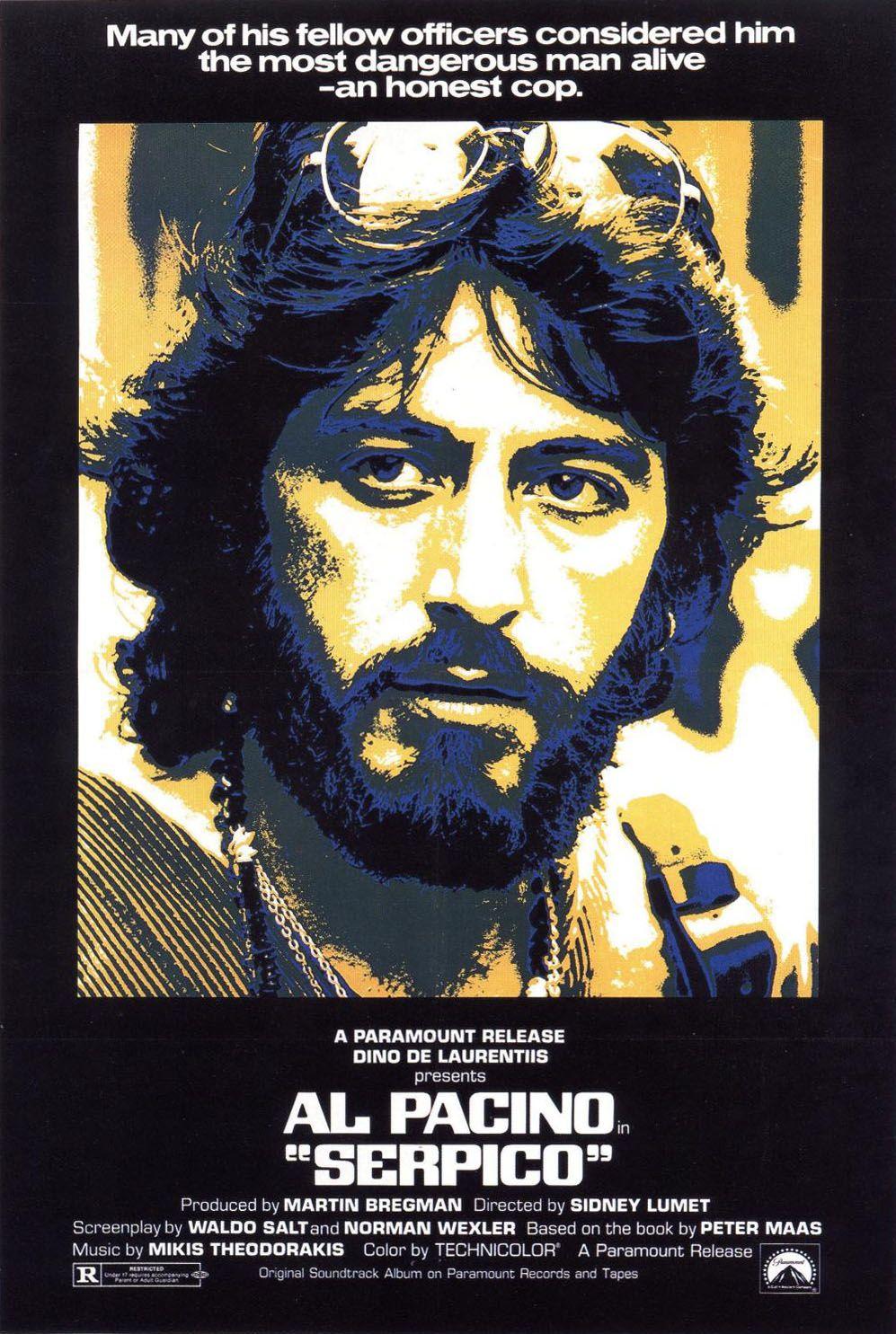 Πόστερ της ταινίας «Σέρπικο (1973) | Serpico»
