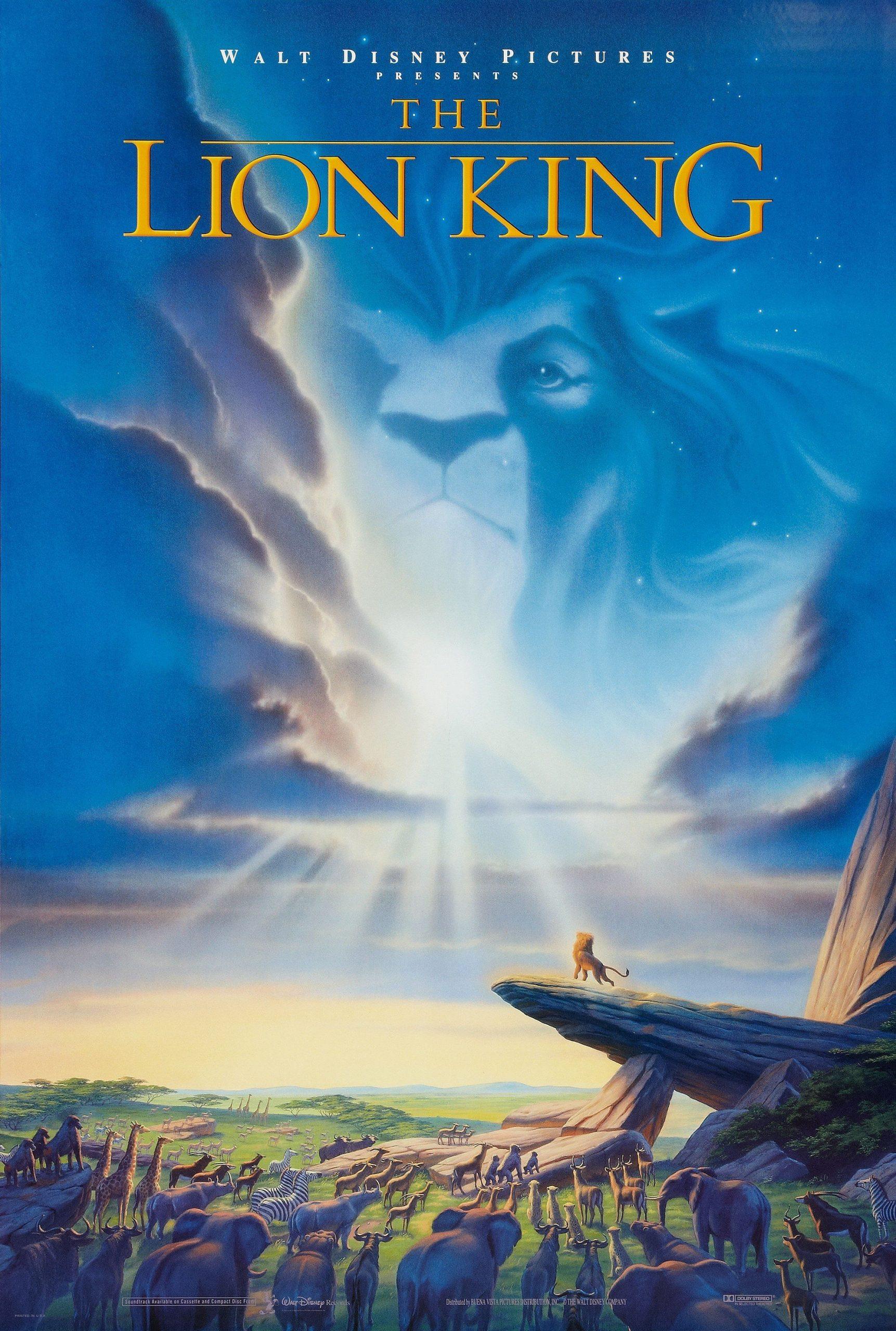 Πόστερ της ταινίας «Ο Βασιλιάς των Λιονταριών (1994) | King of the Jungle»