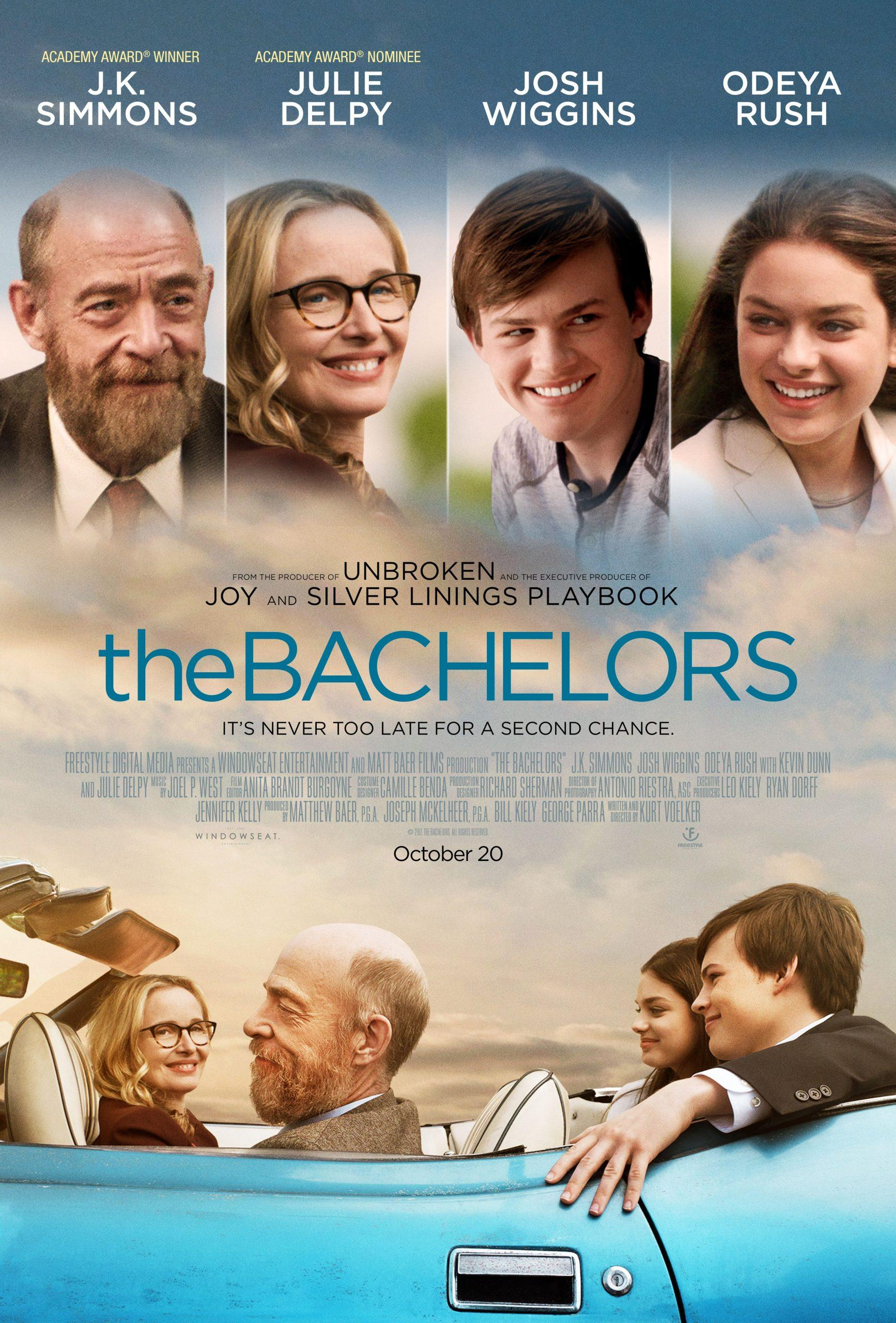 Πόστερ της ταινίας «Όλα απ' την αρχή (2017)   The Bachelors»