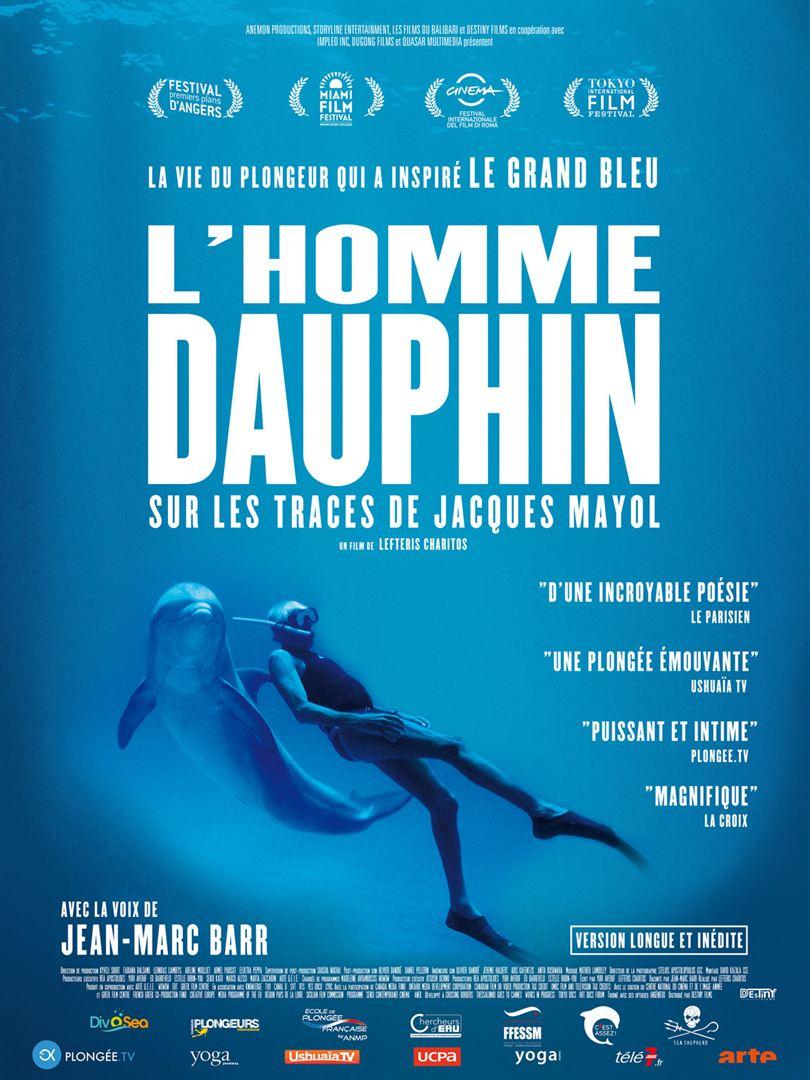 Πόστερ της ταινίας «Dolphin Man (2017)»