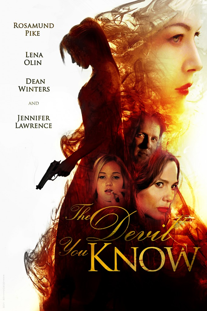 Πόστερ της ταινίας «Καλύτερα ο Διάβολος που Ξέρεις (2013) | The Devil You Know»