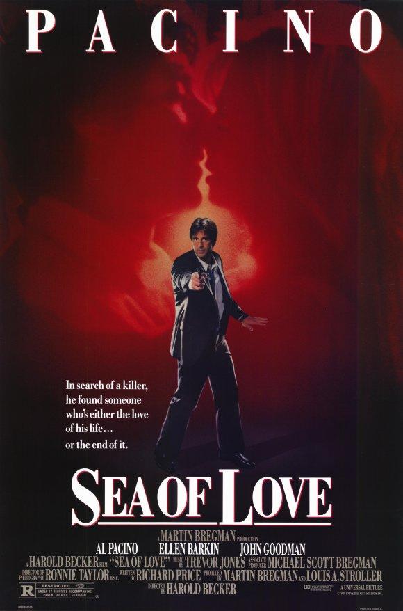 Πόστερ της ταινίας «Το Ερωτικό Αντικείμενο του Εγκλήματος (1989) | Sea of Love»