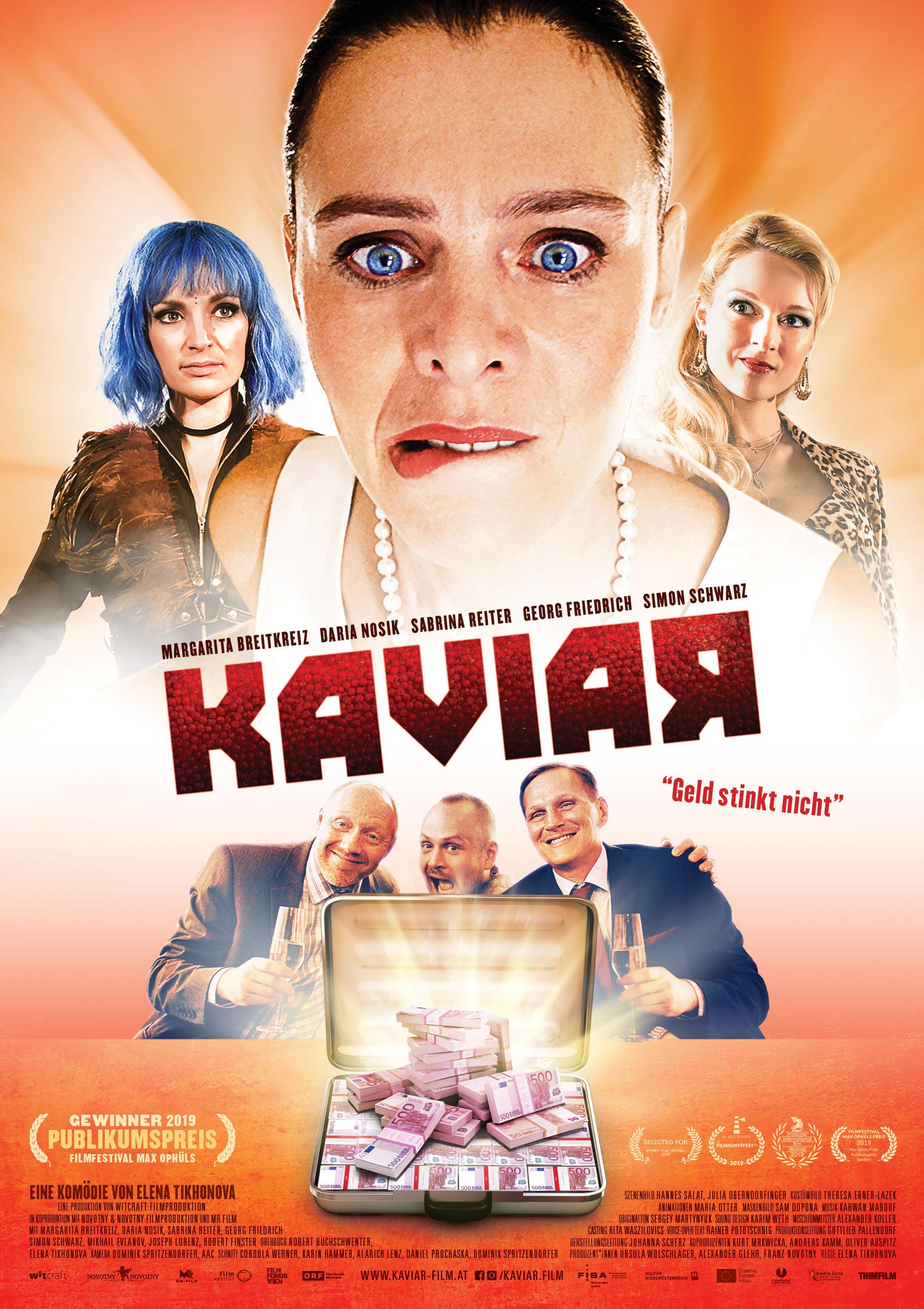 Πόστερ της ταινίας «Χαβιάρι (2019)   Caviar»