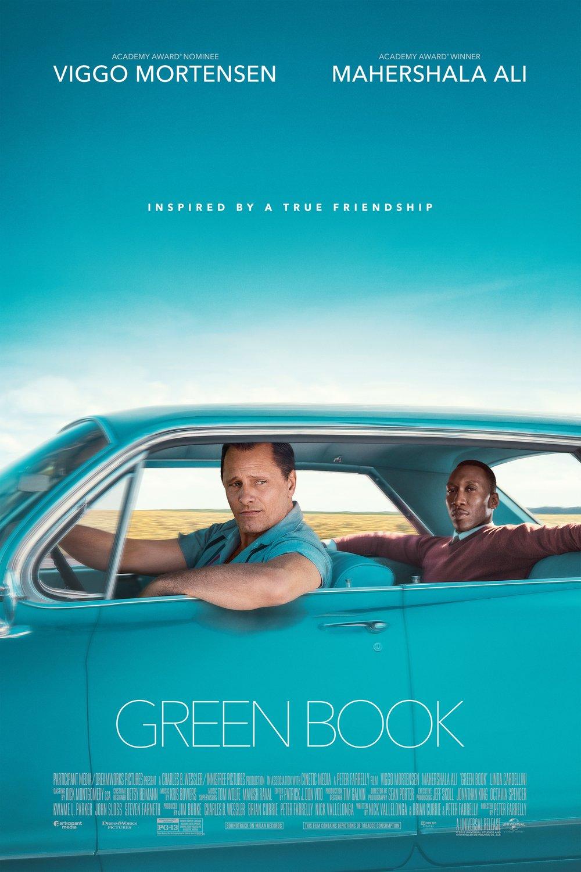 Πόστερ της ταινίας «Το Πράσινο Βιβλίο (2018)   Green Book»