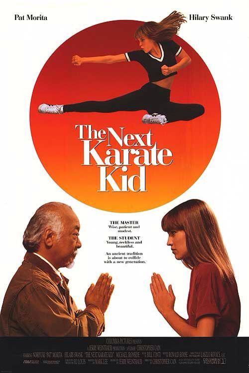 Πόστερ της ταινίας «Καράτε Κιντ: Η Νέα Γενιά (1994)   The Next Karate Kid»