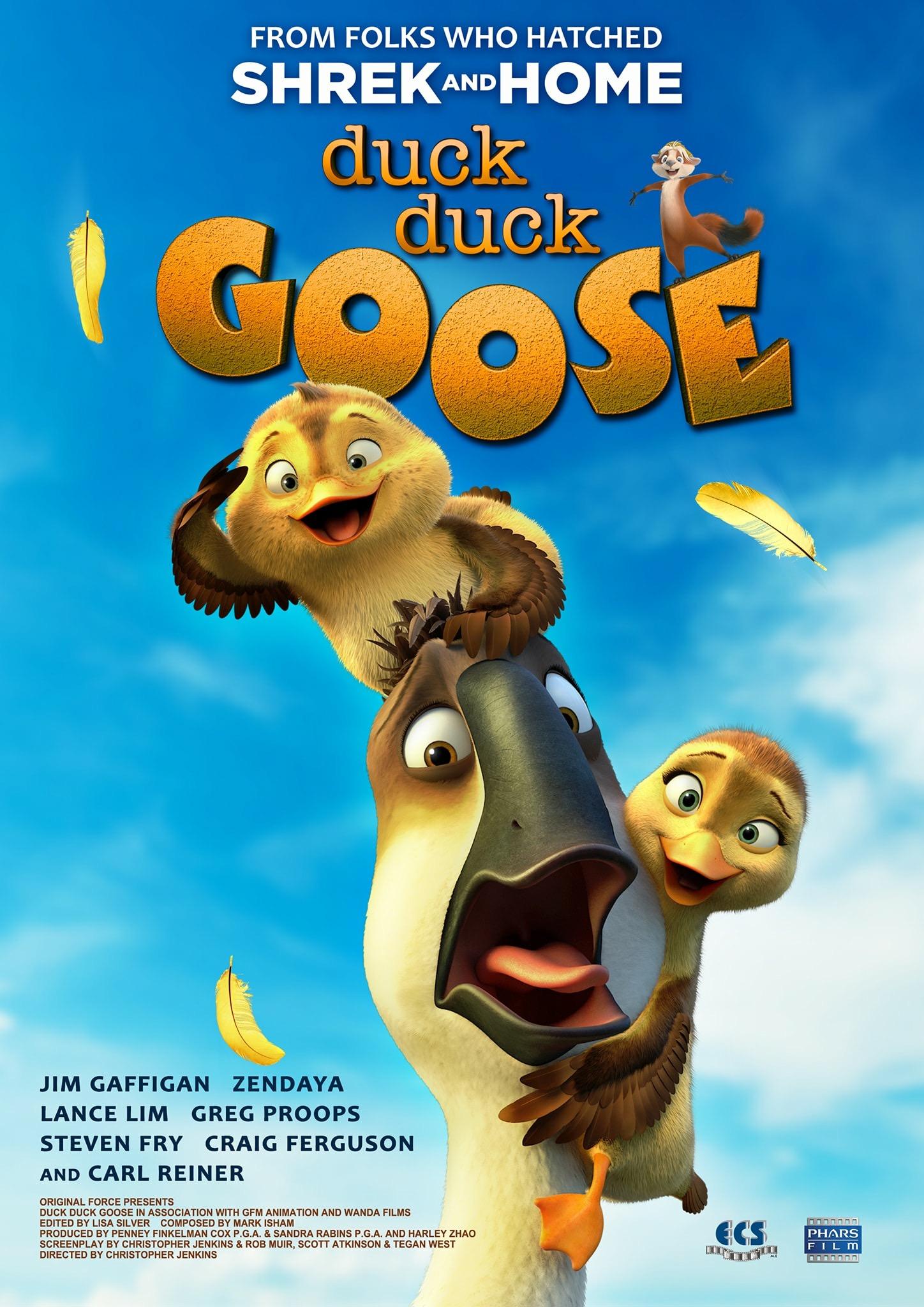 Πόστερ της ταινίας «Duck Duck Goose (2018)»