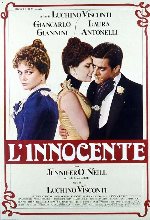 Πόστερ της ταινίας «Ο Αθώος (1976) | L'Innocente»