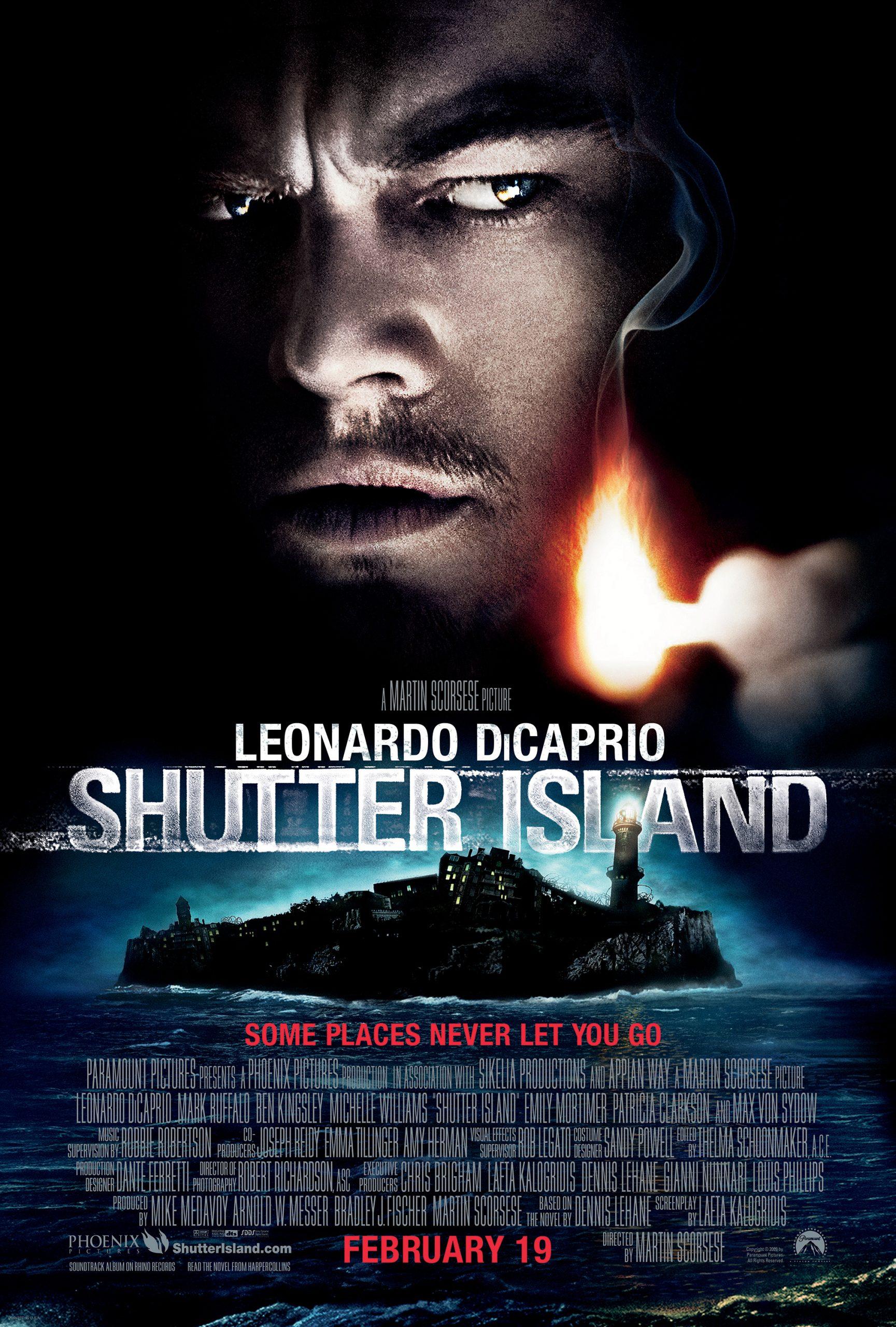 Πόστερ της ταινίας «Το νησί των καταραμένων (2010) | Shutter Island»