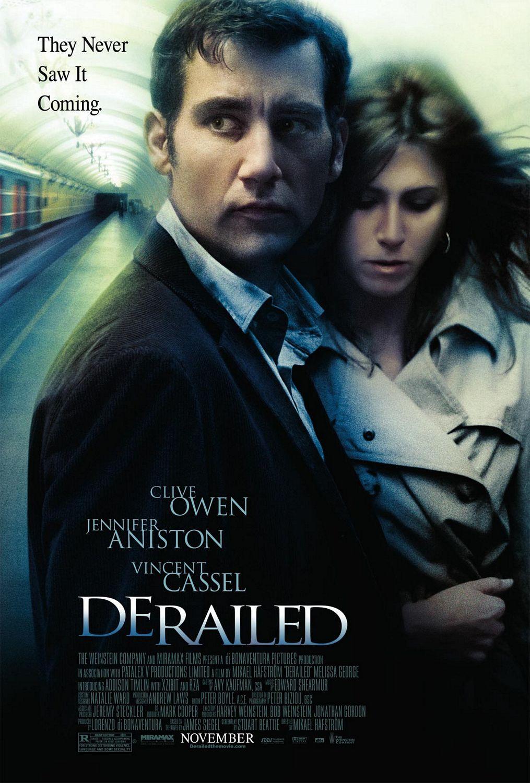 Πόστερ της ταινίας «Εκτός Τροχιάς (2005) | Derailed»
