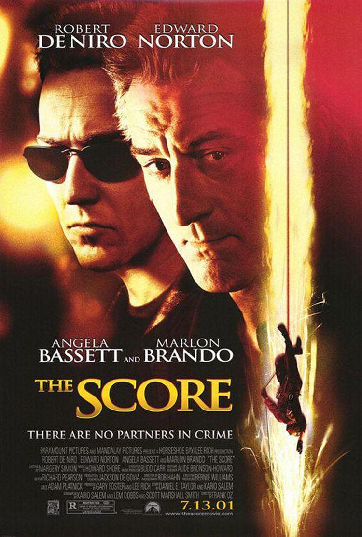 Πόστερ της ταινίας «The Score (2001)»