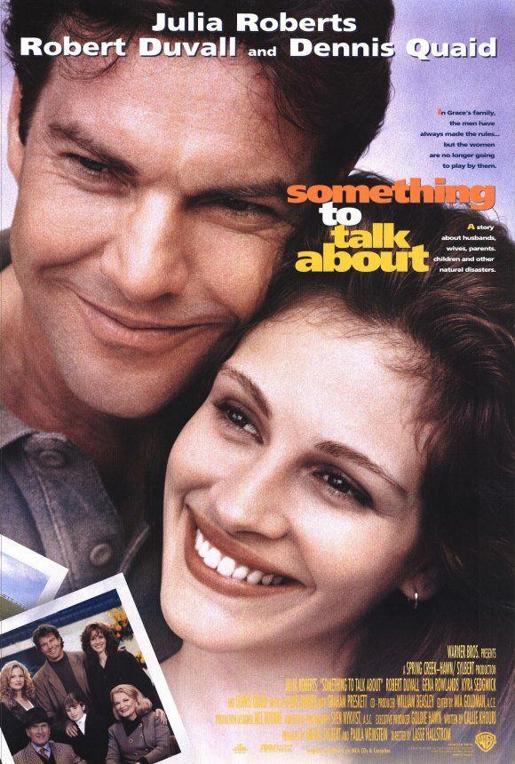 Πόστερ της ταινίας «Η γοητεία της απιστίας (1995) | Something to Talk About»