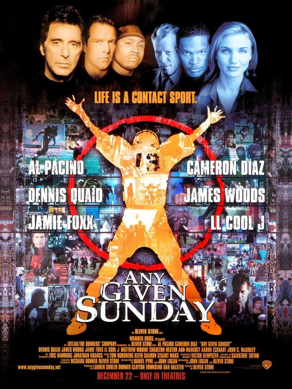 Πόστερ της ταινίας «Κάθε Κυριακή (1999) | Any Given Sunday»
