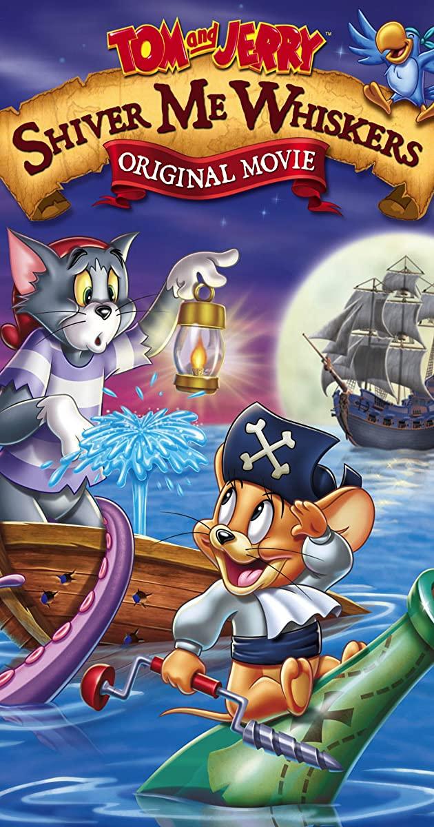 Πόστερ της ταινίας «Τομ και Τζέρι εναντίον των πειρατών (2006)»