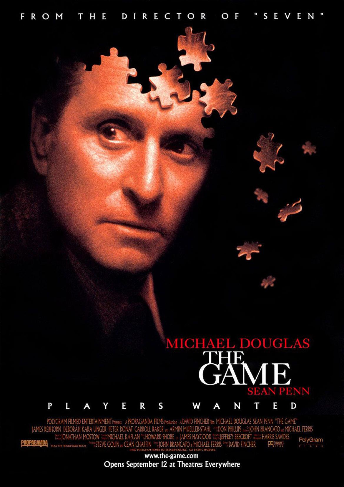 Πόστερ της ταινίας «Το Παιχνίδι (1997)   The Game»