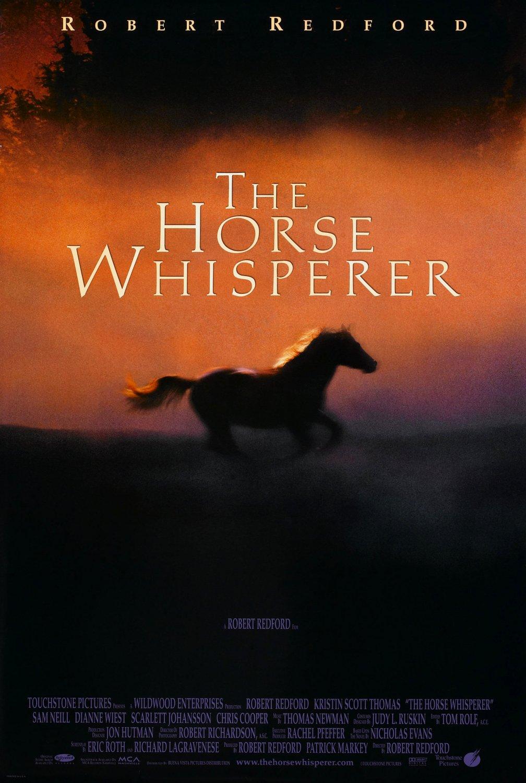 Πόστερ της ταινίας «Ο Γητευτής των Αλόγων (1998) | The Horse Whisperer»