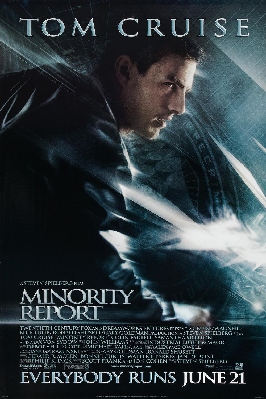 Πόστερ της ταινίας «Minority Report (2002)»