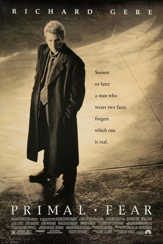 Πόστερ της ταινίας «Φόβος Ενστίκτου (1996)   Primal Fear»