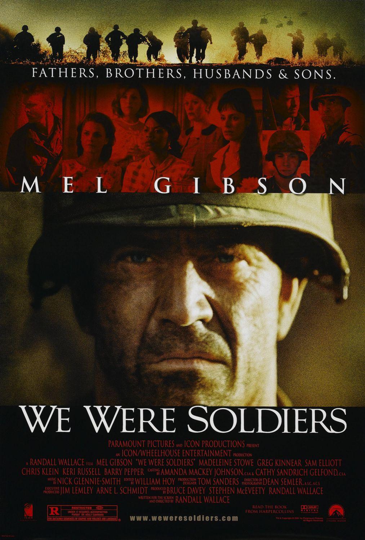 Πόστερ της ταινίας «Ήμασταν Κάποτε Στρατιώτες (2002) | We Were Soldiers»