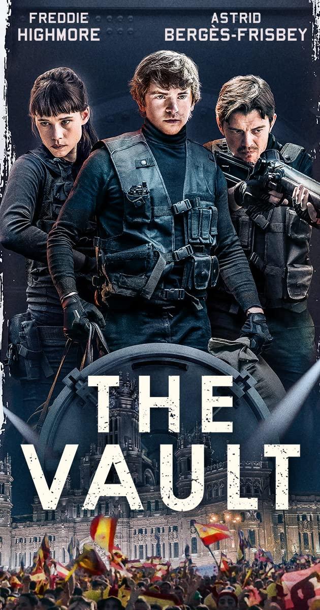 Πόστερ της ταινίας «Οι Διαρρήκτες (2021) | The Vault»
