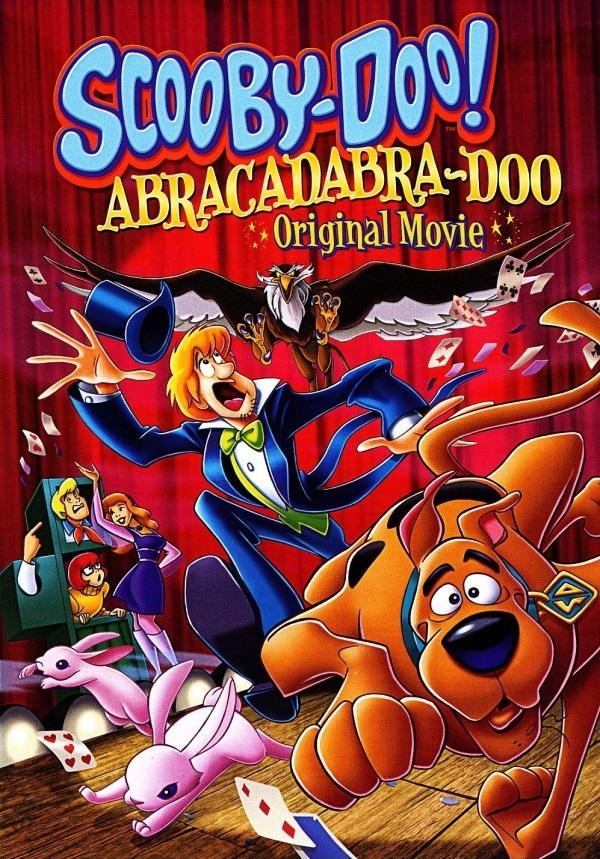 Πόστερ της ταινίας «Σκούμπι Ντου! Άμπρα κατάμπρα (2010)   Scooby-Doo! Abracadabra-Doo»