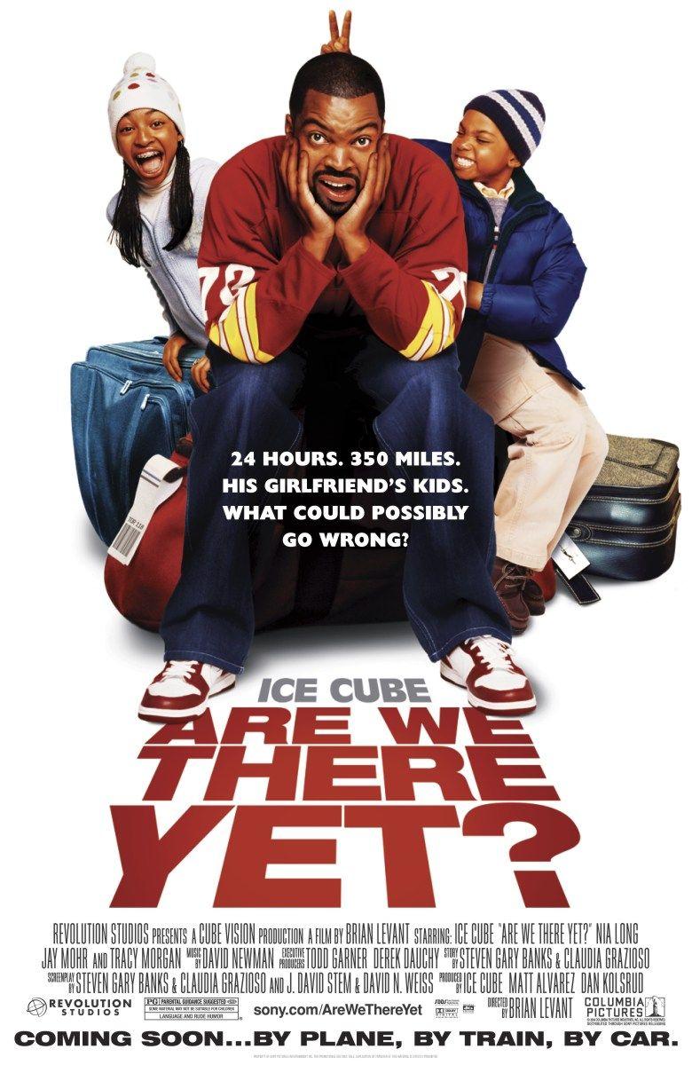 Πόστερ της ταινίας «Ταξιδιώτες της Συμφοράς (2005) | Are We There Yet?»