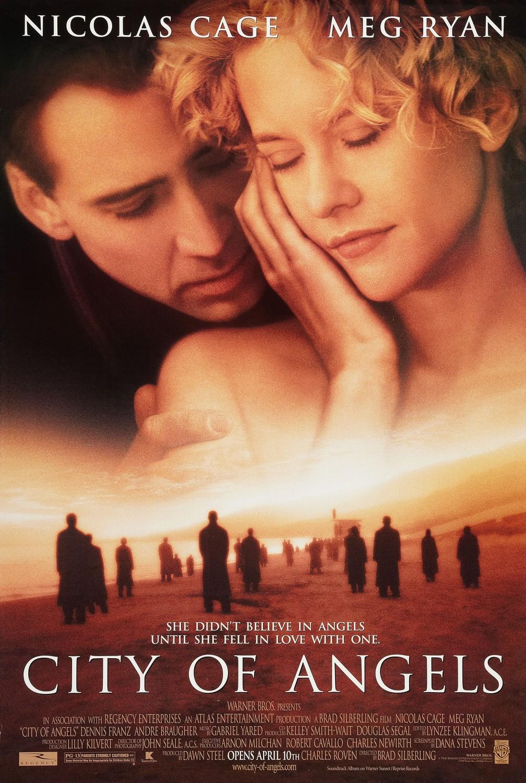 Πόστερ της ταινίας «Η Πόλη των Αγγέλων (1998)   City of Angels»