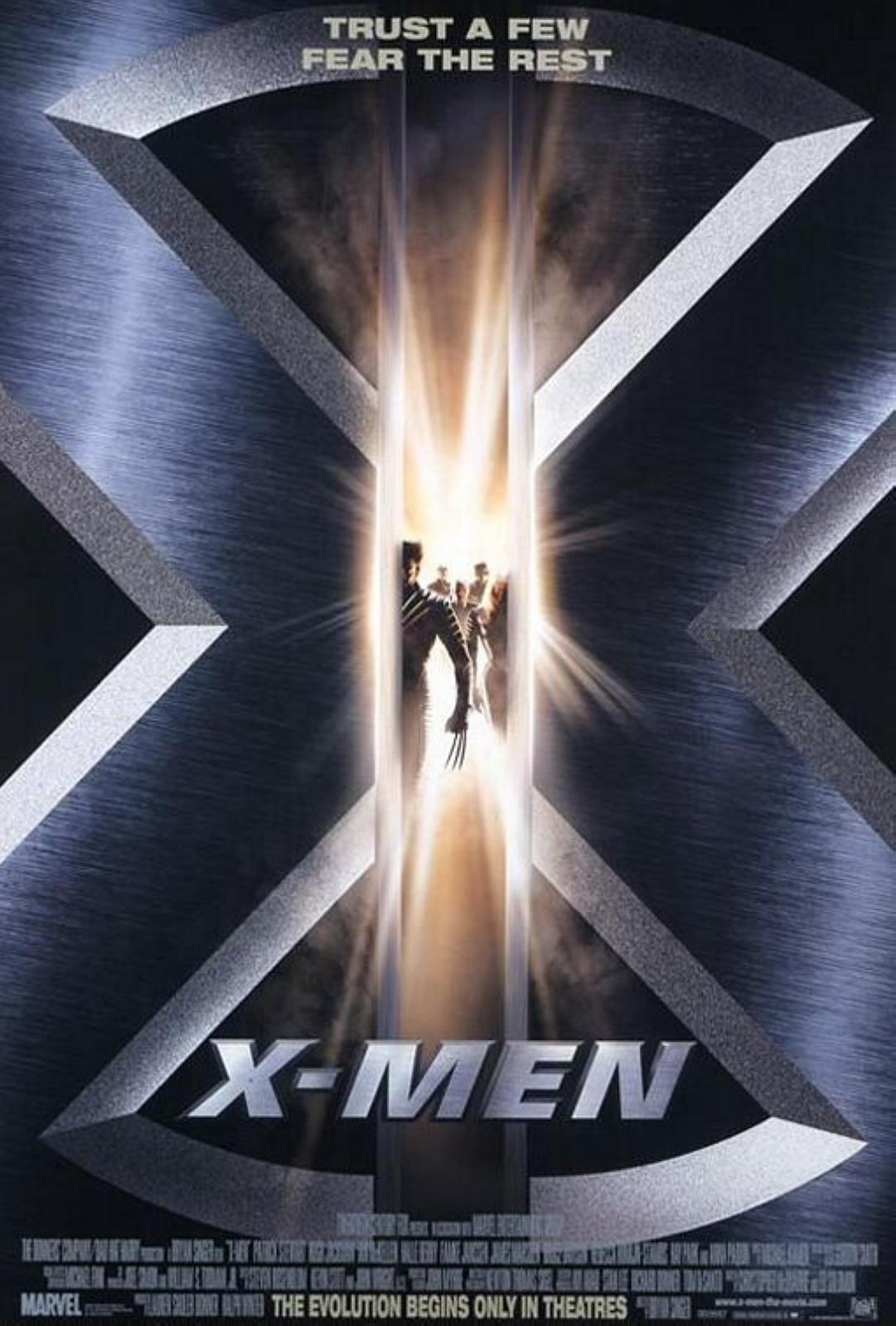 Πόστερ της ταινίας «X-Men (2000)»