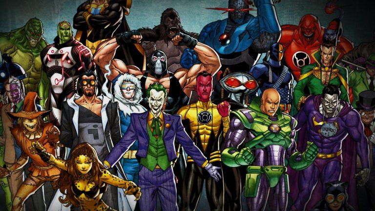 Necessary Evil: Super-Villains of DC Comics (2013)